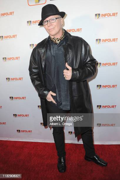 Gary K Lee arrives for PreOscar Soiree Hosted By INFOListcom and Birthday Celebration for Founder Jeff Gund held at SkyBar at the Mondrian Los...