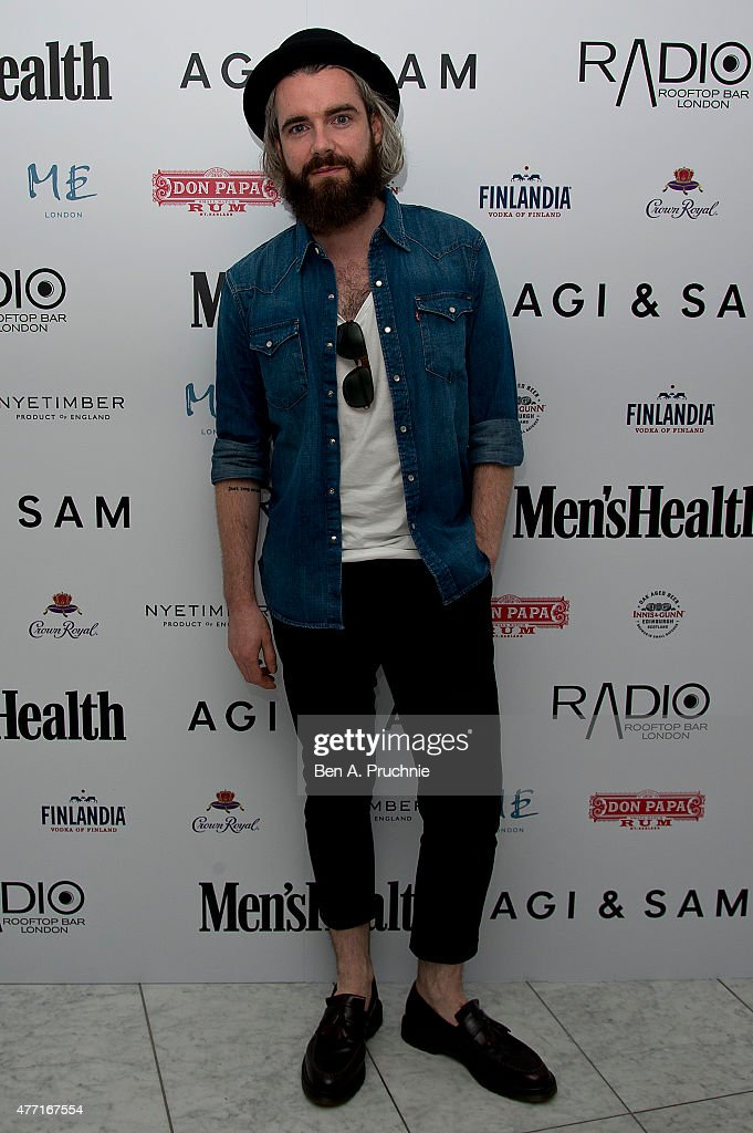 Gary Keery attends the Men's Health X Agi & Sam LCM Party at Radio Bar at the ME Hotel on June 14, 2015 in London, England.