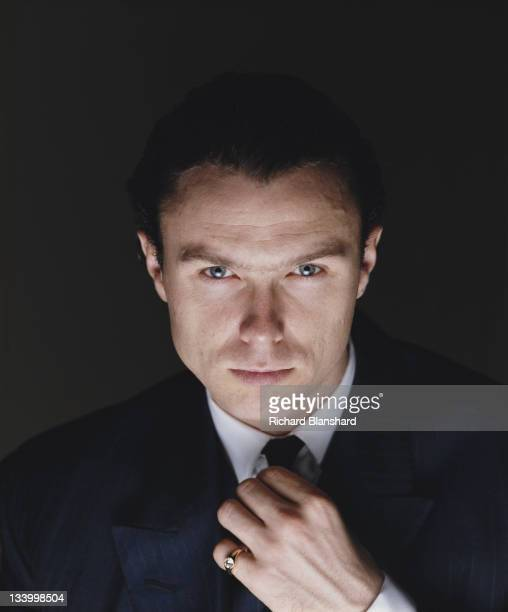 Gary Kemp as British gangster Ronnie Kray in the film 'The Krays' 1990 Kemp is a former member of pop group Spandau Ballet