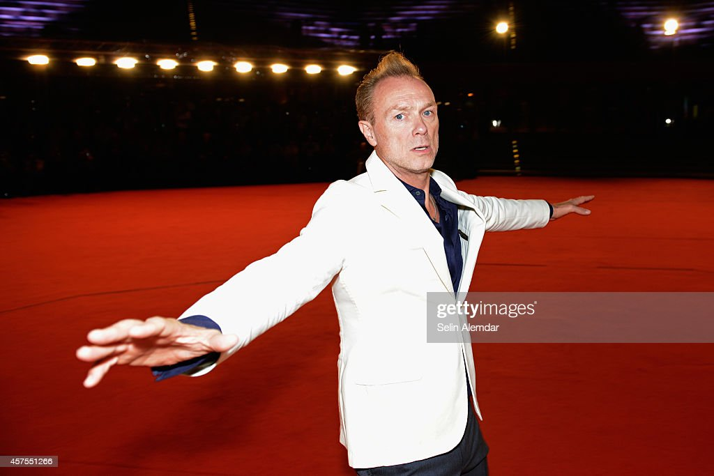 Gary Kemp attends 'Soul Boys of the Western World' Red Carpet during the 9th Rome Film Festival at Auditorium Parco Della Musica on October 20, 2014 in Rome, Italy.