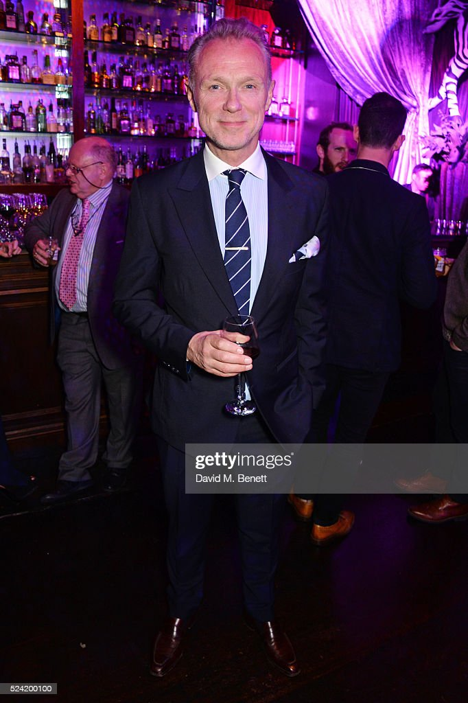 Gary Kemp attends the Gala Night performance of 'Doctor Faustus' at The Cuckoo Club on April 25, 2016 in London, England.
