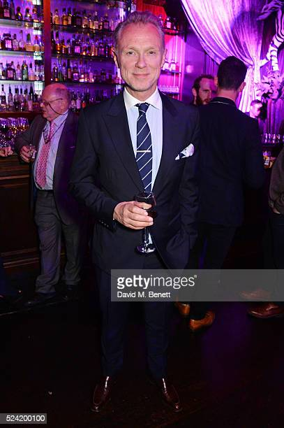 Gary Kemp attends the Gala Night performance of Doctor Faustus at The Cuckoo Club on April 25 2016 in London England