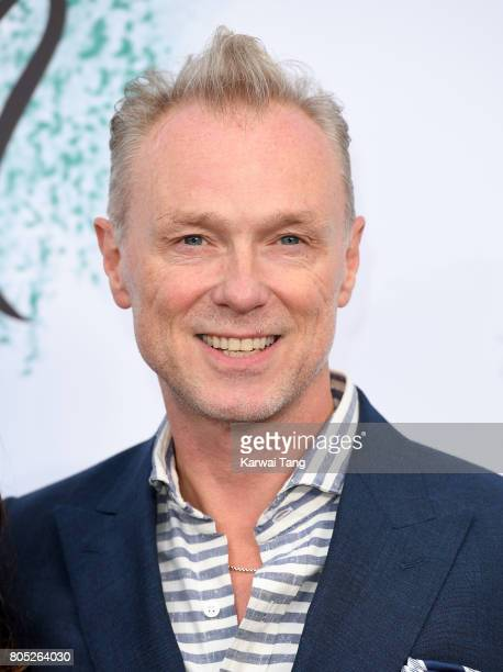 Gary Kemp attends The Serpentine Gallery Summer Party at The Serpentine Gallery on June 28 2017 in London England