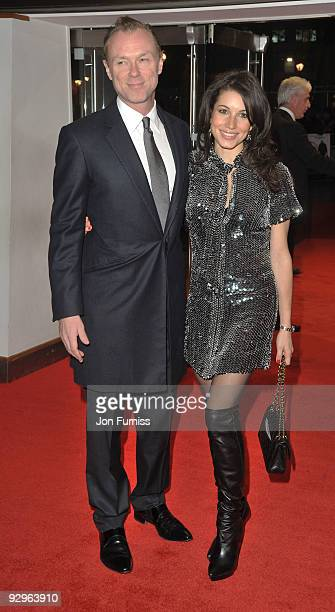 Gary Kemp attends the UK Premiere of 'Harry Brown' at Odeon Leicester Square on November 10 2009 in London England