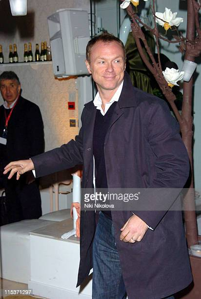 Gary Kemp during Paul Joe Store Launch Party in London Great Britain