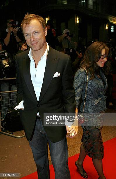 Gary Kemp during The Times BFI 50th London Film Festival UK Film Premiere of Breaking and Entering Inside Arrivals at Odeon West End in London Great...