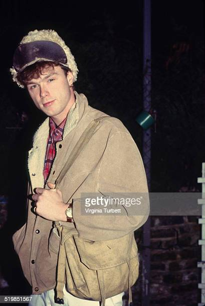 Gary Kemp of Spandau Ballet at home in London 6th March 1982