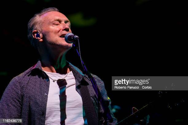 Gary Kemp Performs at Auditorium Parco Della Musica on July 16 2019 in Rome Italy