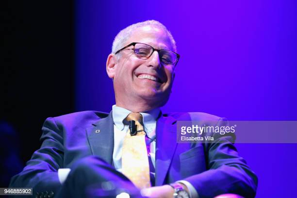 Gary Knell attends the National Geographic Science Festival at Auditorium Parco Della Musica on April 16 2018 in Rome Italy National Geographic...