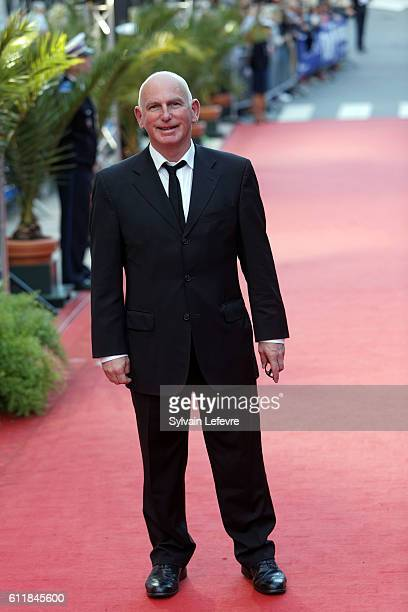 Gary Lewis attends closing ceremony of 27th Dinard British Film Festival on October 1 2016 in Dinard France