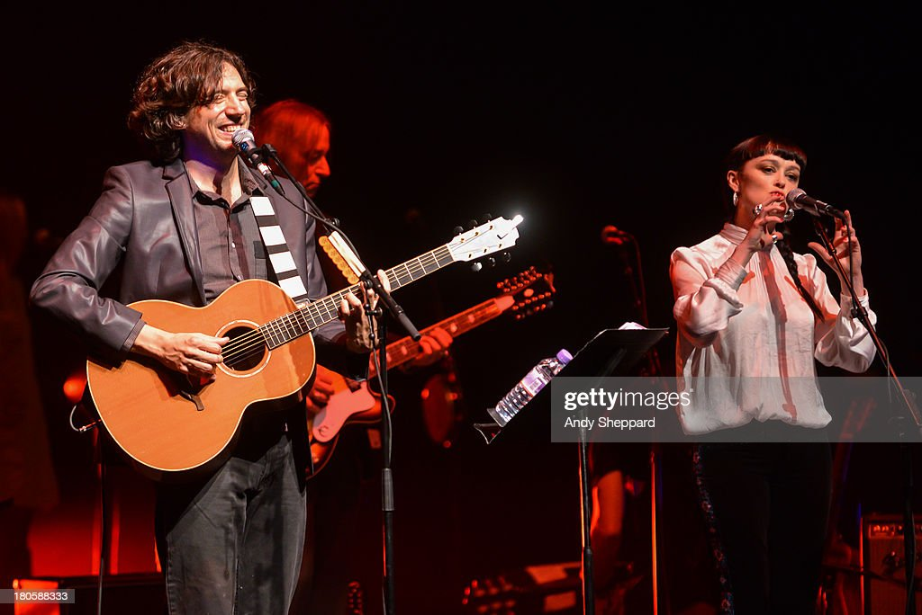 Tired Pony Performs At The Barbican : News Photo