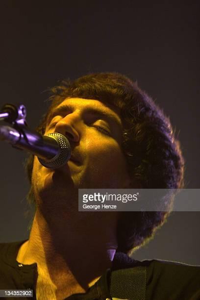 Gary Lightbody during Snow Patrol in Concert - Heineken Music Hall, Amsterdam - February 5, 2007 at Heineken Music Hall in Amsterdam, Netherlands.