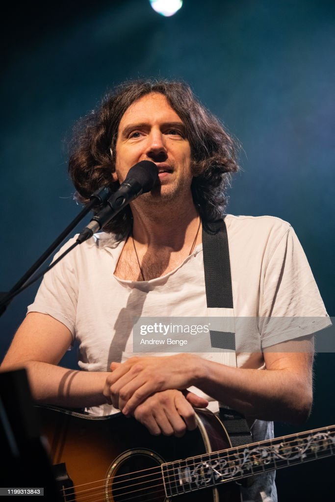 Snow Patrol Perform At O2 Academy Leeds : News Photo