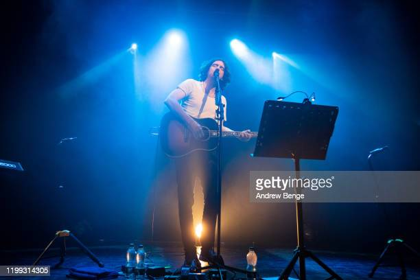 Gary Lightbody of Snow Patrol performs at O2 Academy Leeds on January 13 2020 in Leeds England