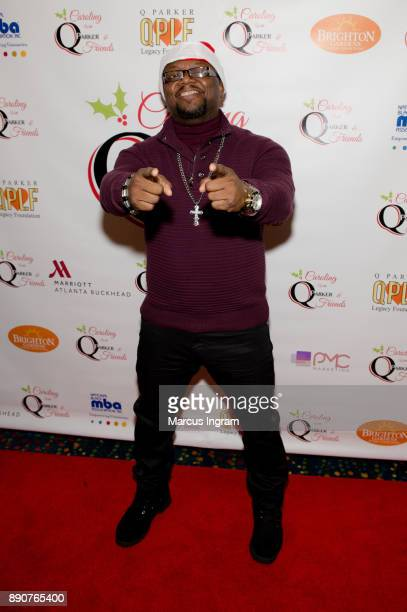 Gary 'Lil G' Jenkins attends the '5th Annual Caroling with Q Parker and Friends' at Atlanta Marriott Buckhead on December 11 2017 in Atlanta Georgia