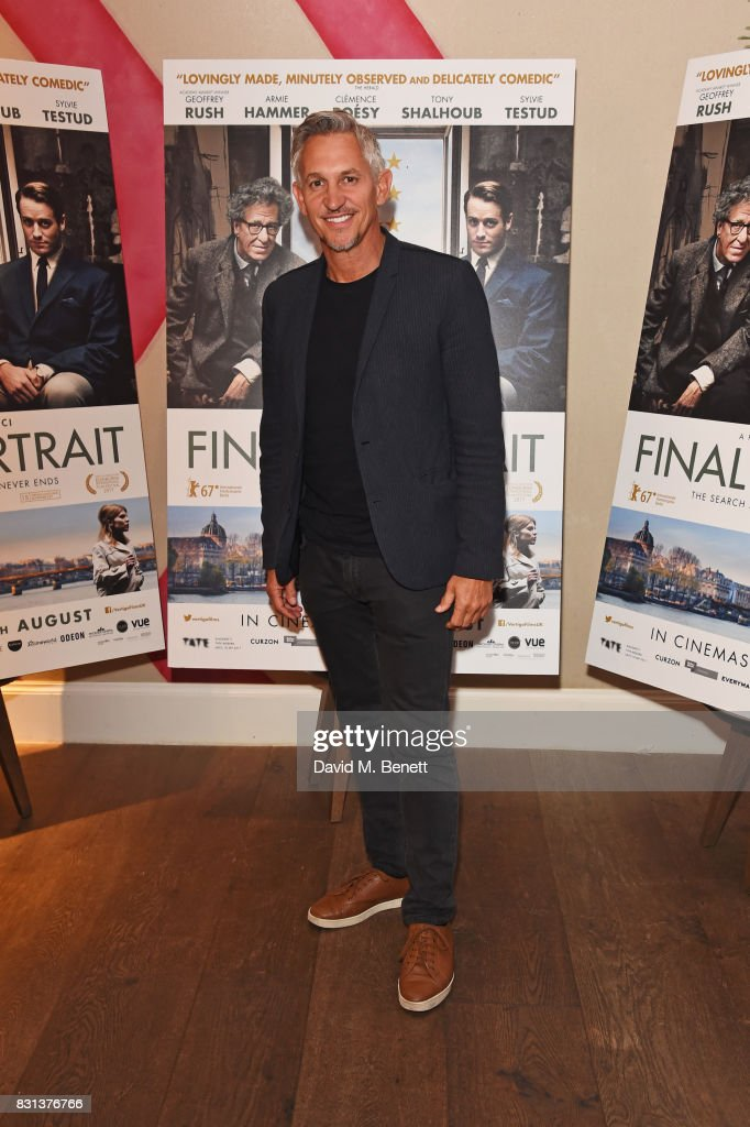 """Final Portrait"" - Gala Screening - VIP Arrivals"