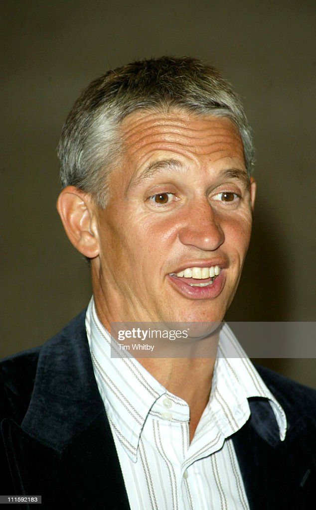 Gary Lineker during Bull and Bear Appeal - Photocall at Great Ormond Street Hospital in London, Great Britain.