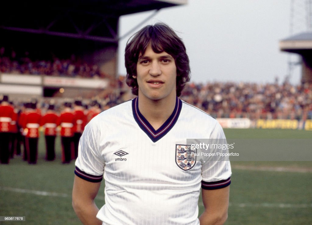 Wales v England - 1984 British Home Championships : News Photo