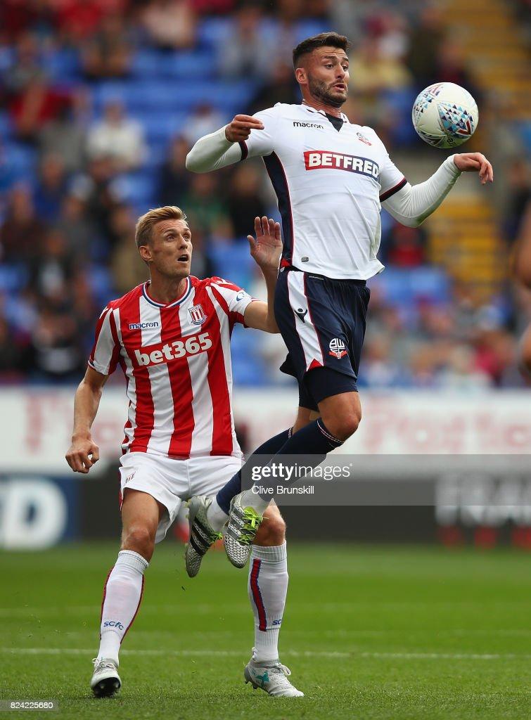 Bolton Wanderers v Stoke City - Pre-Season Friendly