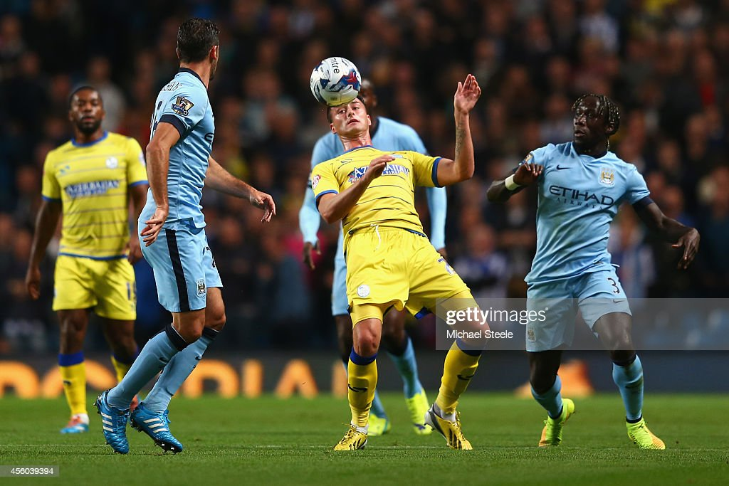 Manchester City v Sheffield Wednesday - Capital One Cup Third Round