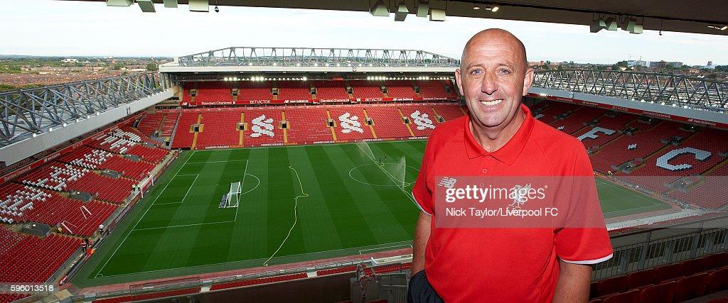 Liverpool New Main Stand Test - U18 Training Session