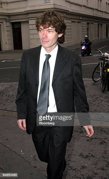 Gary McKinnon arrives at Bow Street Magistrates Court in London UK Tuesday February 14 2006 McKinnon is fighting extradition to the US on charges he...
