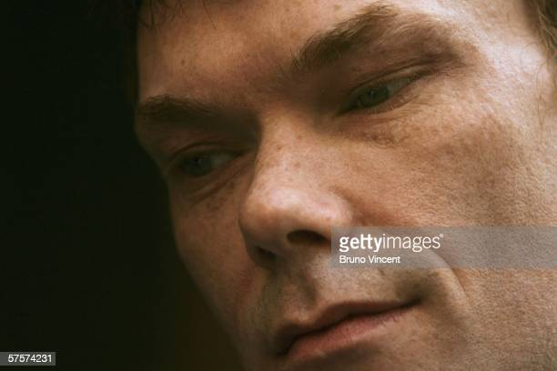 Gary McKinnon leaves Bow Street Magistrates court after failing in his bid to escape extradition on May 10 2006 in London The court decided today...