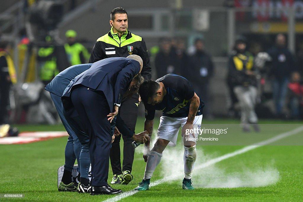 AC Milan v FC Internazionale - Serie A : News Photo