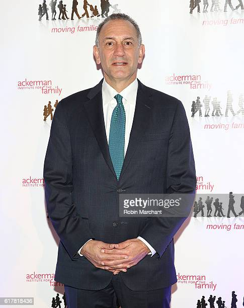 Gary Mendell attends Moving Families Forward 2016 Gala Benefiting Ackerman Institute for the Family at The Waldorf=Astoria on October 24, 2016 in New...