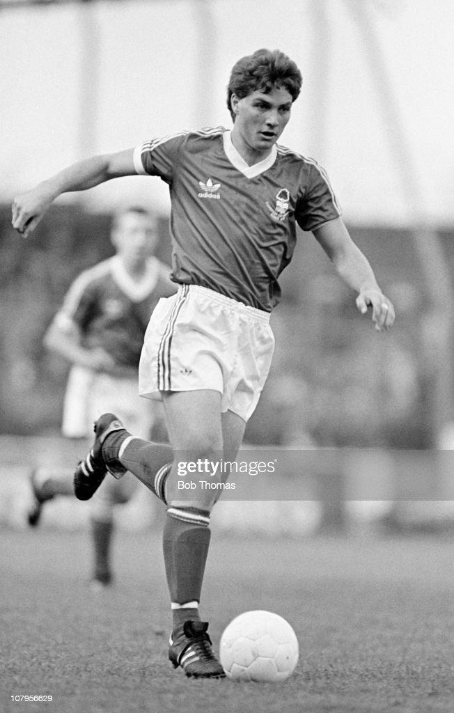 Gary Mills - Nottingham Forest : News Photo