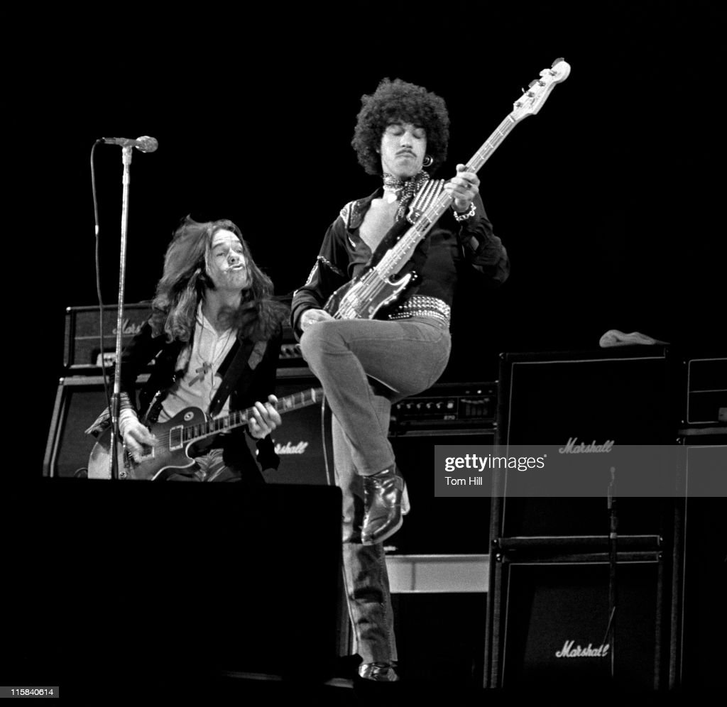 Thin Lizzy Plays the Omni Coliseum - February 21, 1977