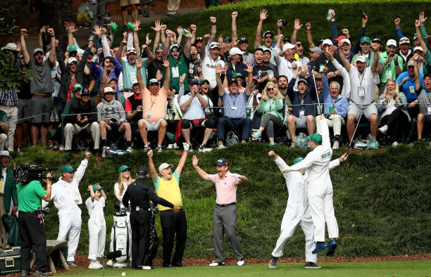 GA: In Profile: Masters Par 3 Contest