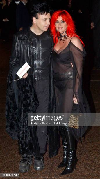 Gary Numan and his wife Gemma arrive for the UK premiere of Lord Of The Rings The Return Of The King in central London The third film in the Lord Of...