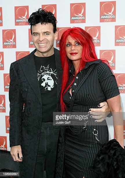 Gary Numan Attends The 'Q Awards' In London