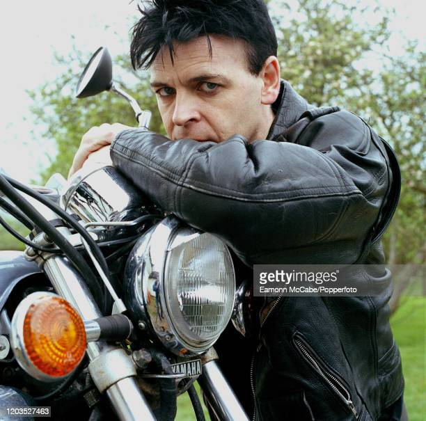 Gary Numan, British singer, circa September 2002. Numan first came to prominence as the frontman of the new wave band Tubeway Army, which formed in...
