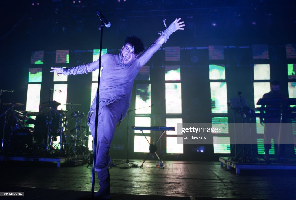 Gary Numan Performs At Brixton Academy : News Photo