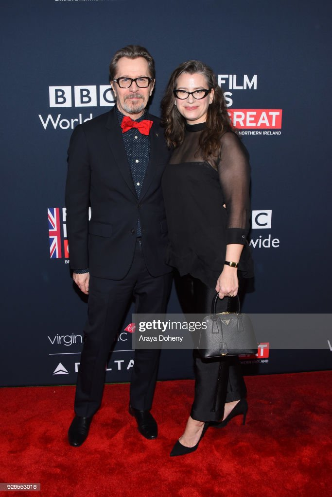 CA: Film Is GREAT Reception Honoring British Nominees Of The 90th Annual Academy Awards - Arrivals