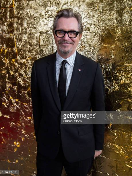 Gary Oldman attends AARP's 17th Annual Movies For Grownups Gala at the Beverly Wilshire Four Seasons Hotel on February 5 2018 in Beverly Hills...