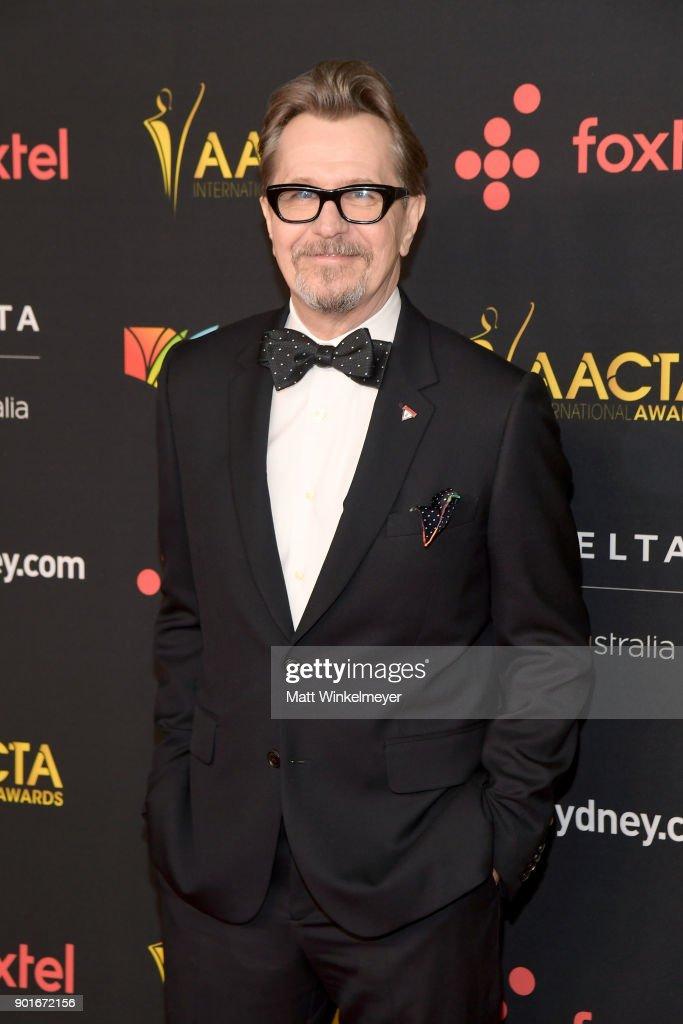 7th AACTA International Awards - Arrivals