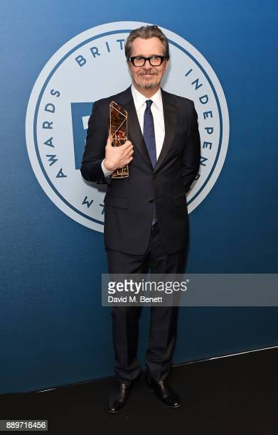 Gary Oldman attends the British Independent Film Awards held at Old Billingsgate on December 10 2017 in London England