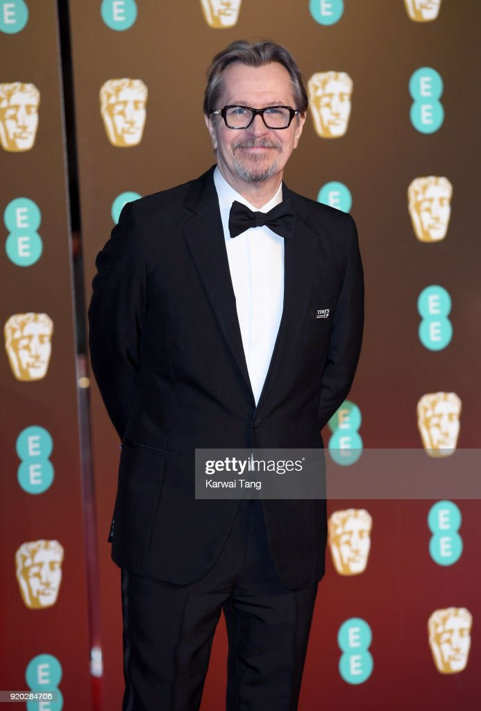 Gary Oldman attends the EE British Academy Film Awards (BAFTAs) held at the Royal Albert Hall on February 18, 2018 in London, England.