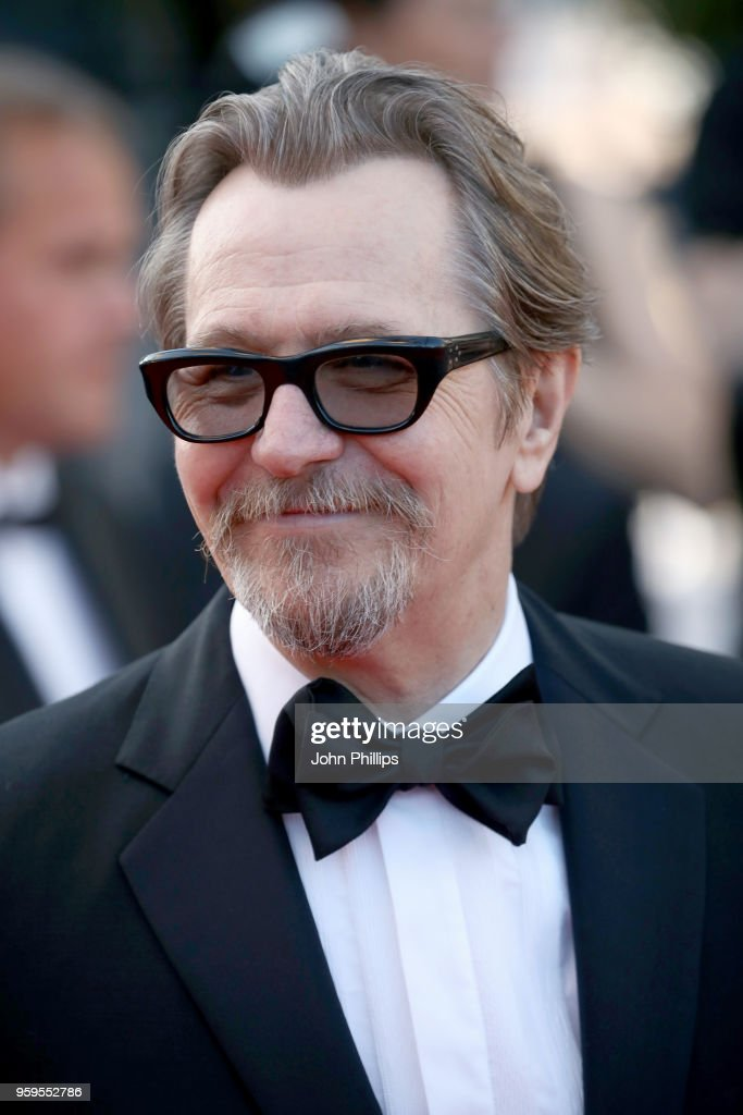 Gary Oldman attends the screening of 'Capharnaum' during the 71st annual Cannes Film Festival at Palais des Festivals on May 17, 2018 in Cannes, France.