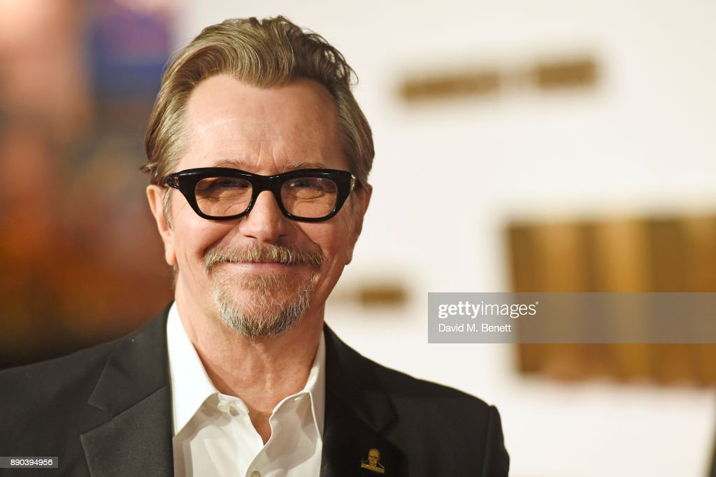 Also in the 'Best Actor In A Motion Picture - Drama', Gary Oldman has picked up his second ever Golden Globe nomination for his role in 'Darkest Hour'.