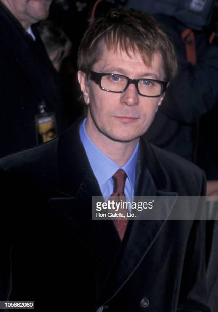 Gary Oldman during 'Hannibal' New York Premiere at Ziegfeld Theatre in New York City New York United States