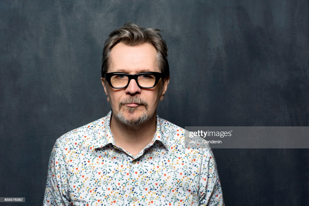 Gary Oldman from the film 'Darkest Hour,' poses for a portrait at the 2017 Toronto International Film Festival for Los Angeles Times on September 12, 2017 in Toronto, Ontario.
