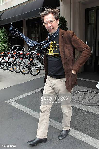 Gary Oldman is seen on May 08 2012 in New York City