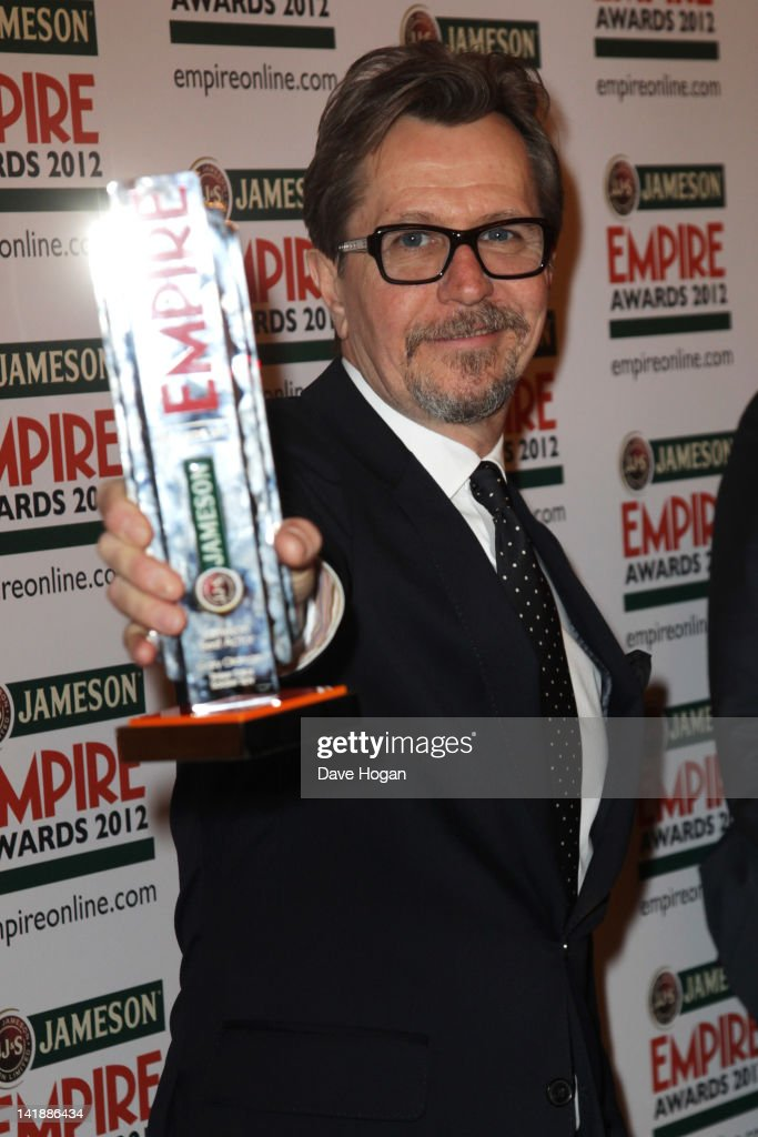 Jameson Empire Awards 2012 - Press Room