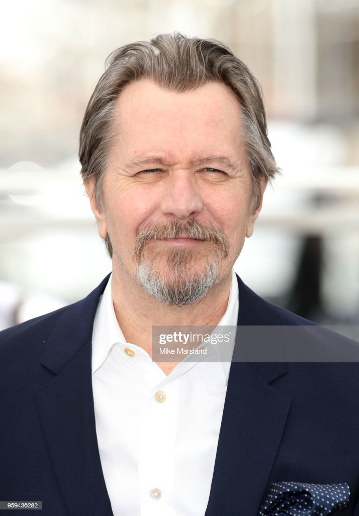 Gary Oldmanattends the photocall for Rendez-Vous With Gary Oldman during the 71st annual Cannes Film Festival at Palais des Festivals on May 17, 2018 in Cannes, France.
