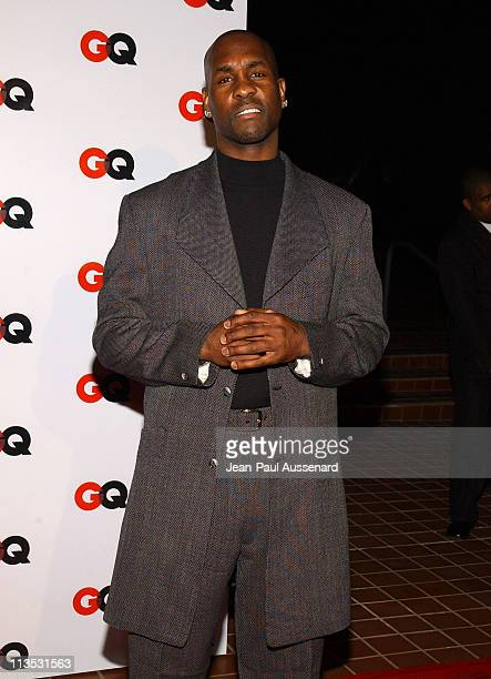Gary Payton during GQ Magazine 2004 NBA AllStar Party Arrivals at Astra West in West Hollywood California United States