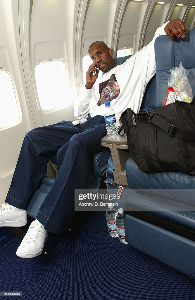 Los Angeles Lakers Travel : News Photo